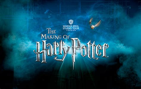 the making of the making of harry potter studio tour just 163 78 00