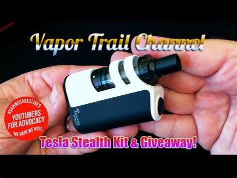 Tesla Giveaway - related video