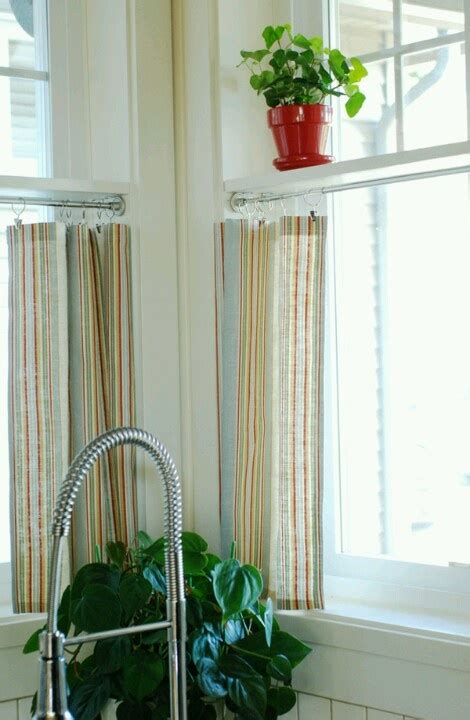 curtains inside window frame pin by tiffany wilcox on kitchens pinterest