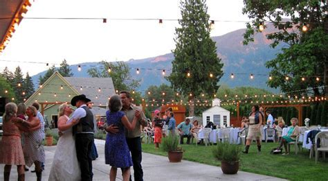 Cape Horn Estate Wedding Event Venue in the Gorge Portland