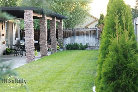 Backyard makeover ideas on a budget   Outdoor furniture