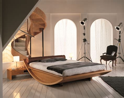 awsome beds bedroom amazing white grey wood glass cool design