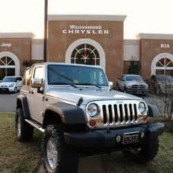 Jeep Accessories Richmond Va Williamsburg Chrysler Jeep Dodge 12 Reviews Auto Parts