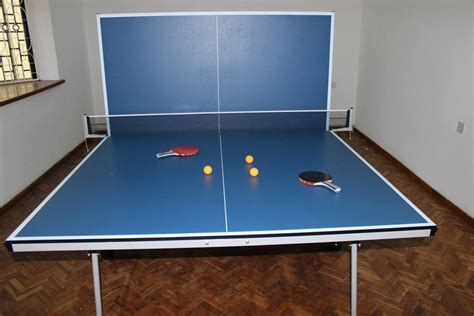 Table Tennis Board by Make More Money With Our Indoor Outdoor Table Tennis Board Business Nigeria