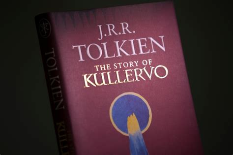 the story of kullervo tolkien s first undeniably darkest prose to be published entertainment showbiz from ctv news