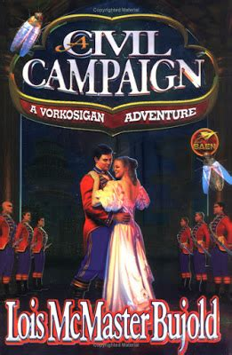 Laisa 2tone the wertzone a civil caign by lois mcmaster bujold