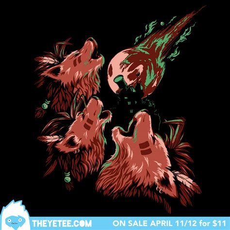 Wolf Shirt Meme - daily t shirt releases from teefury et al for april 11th
