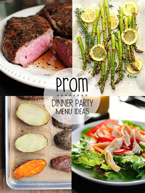 dinner party ideas homecoming dinner party ideas images