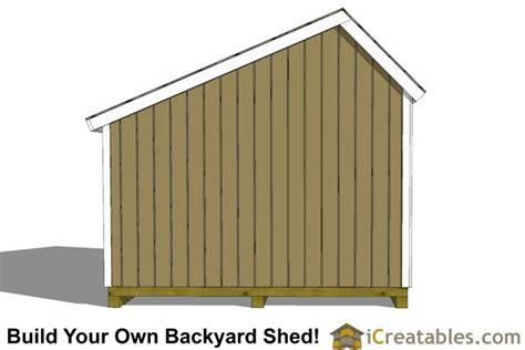 12x8 Garage Door 12x8 Salt Box Garage Door Shed Plans Motorcycle Garage