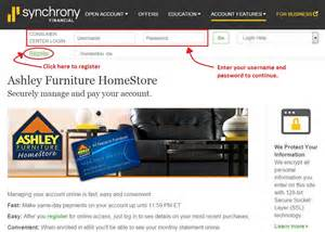 furniture payment easy bill pay