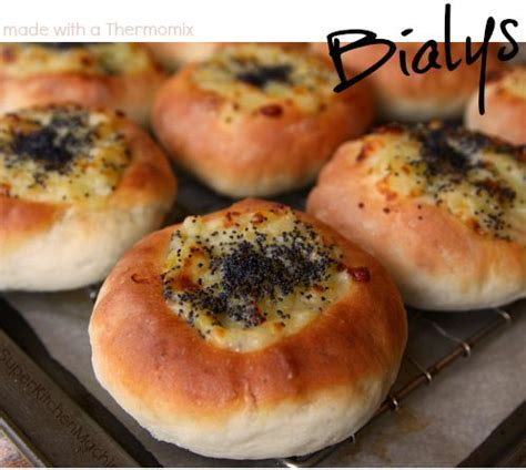 better than thermomix bialys recipe thermomix and recipe