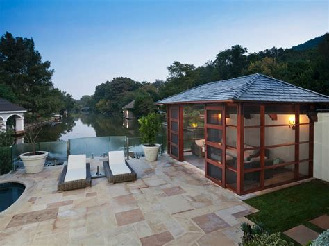 best backyards these fabulous austin backyards boast the best in outdoor