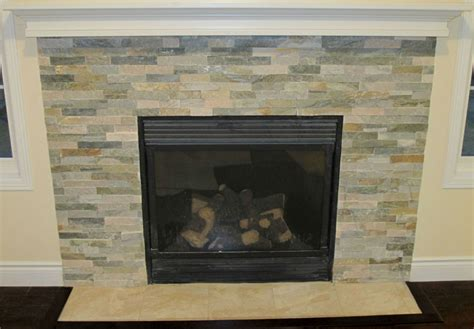 ledgestone fireplace toronto custom concepts kitchens