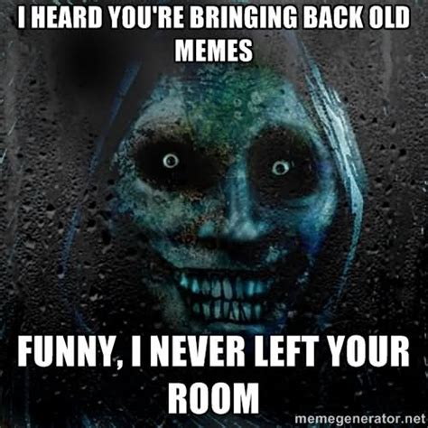 Scary Ghost Meme - funny horror memes www imgkid com the image kid has it