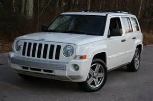 2007 Jeep Patriot 4x4 2007 Jeep Patriot Limited 4x4 4dr Suv In Whitman Ma Auto