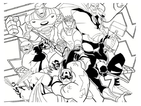 marvel adventures coloring pages 19 dessins de coloriage super h 233 ros avengers 224 imprimer