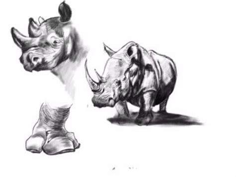Sketches Vs Procreate by Pro With Apple Pencil Rhino Sketch In Procreate