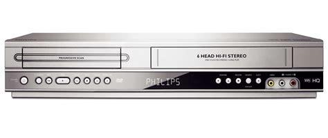 cassette vhs in dvd lecteur de dvd magn 233 toscope dvp3350v 19 philips