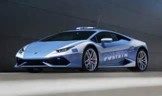 Lamborghini Huracan Polizia Lamborghini Hurac 225 N La Nuova Pantera Della Polizia Wired