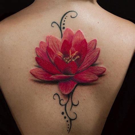 blumen tattoos modelle f 252 r frauen und m 228 nner tattoos amp ideen