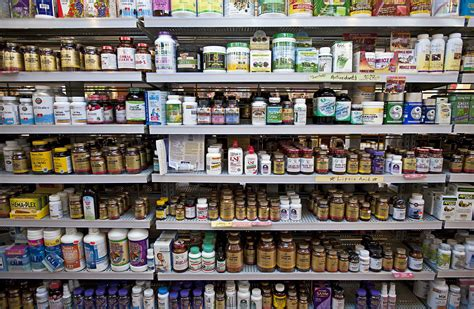 supplement in herbal supplements are now subject to tighter regulations