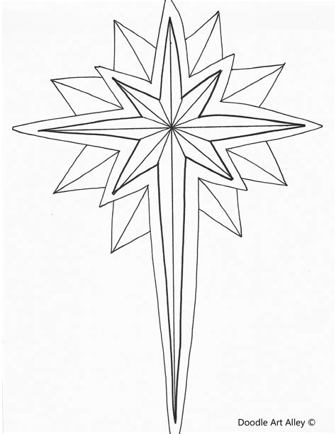 Christmas Coloring Pages For Star Of Bethlehem Page Glum Me Coloring Pages Bethlehem