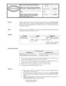 free office procedures manual template best photos of policy and procedure manual template