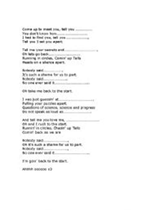 coldplay fix you lyrics meaning pin coldplay talk lyrics meaning image search results on