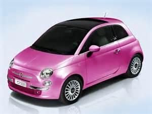 Fiat 500 In Pink Auto Novinky Cz 187 Archive 187 Fiat 500 Pink