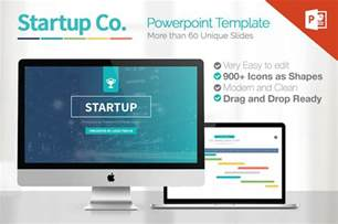 Powerpoint Startup Template by Startup Powerpoint Presentation Template On Behance