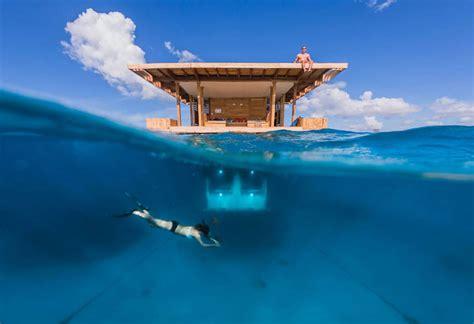 manta resort underwater room introducing the underwater room at the manta resort on pemba island zanzibar