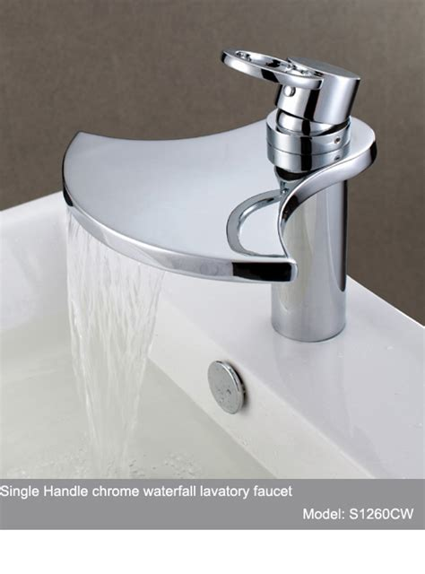 Waterfall Shower Faucet by Sumerain Sanitary Wares Waterfall Faucet Faucets Led