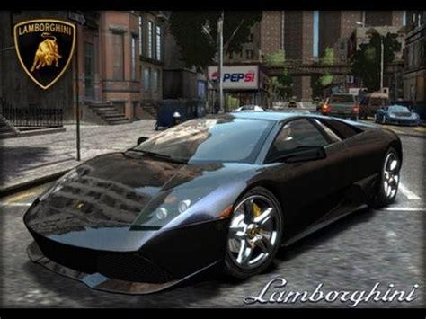 Lamborghini For Gta 4 Ps3 Gta Iv How To Get A Lamborghini Gta Iv Lamborghini