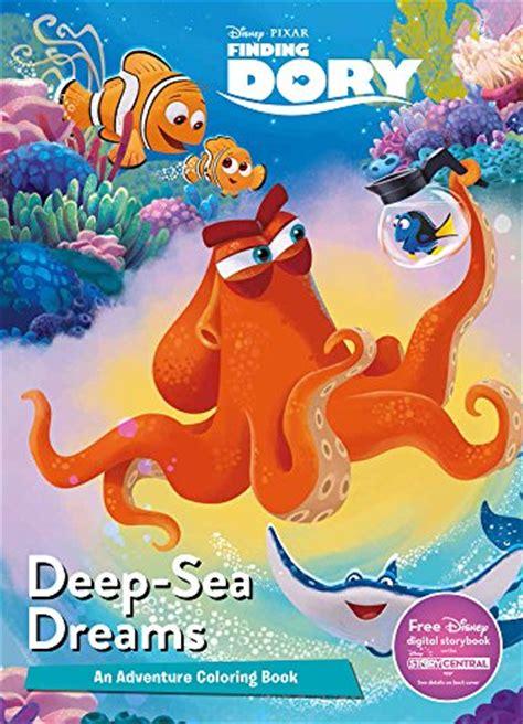 Disney Pixar Finding Dory Paint Palette Book niftywarehouse disney books comics at niftywarehouse