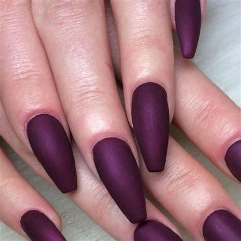 32 plum and grey stiletto nails designs picsrelevant