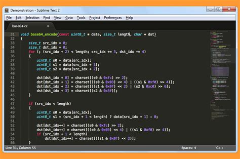 best php text editor 8 free modern code text editors lightweight and powerful