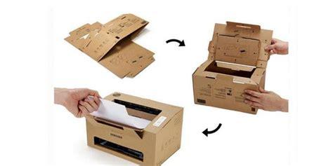 Vr Kardus samsung perkenalkan printer berbodi kardus merdeka