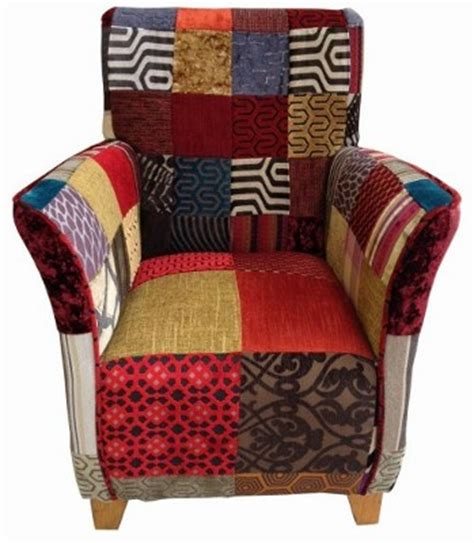 Patchwork Armchair For Sale - patchwork armchair