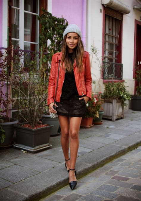 stunning leather jackets spotted in 2014 just the