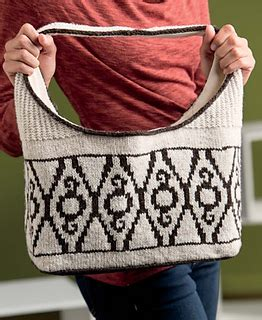 iron tote bag pattern free ravelry wrought iron tote pattern by angela hahn