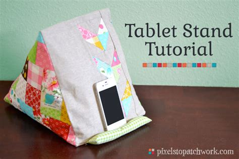 pattern for tablet holder gifty galore 2015 project 2 notions the connecting