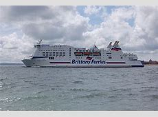 BRITTANY FERRIES: July 2011 Ferries