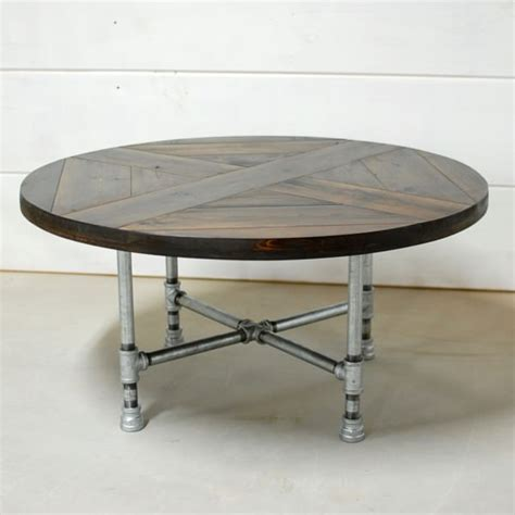 Pipe Coffee Table Rachela Industrial Pipe Coffee Table Southern