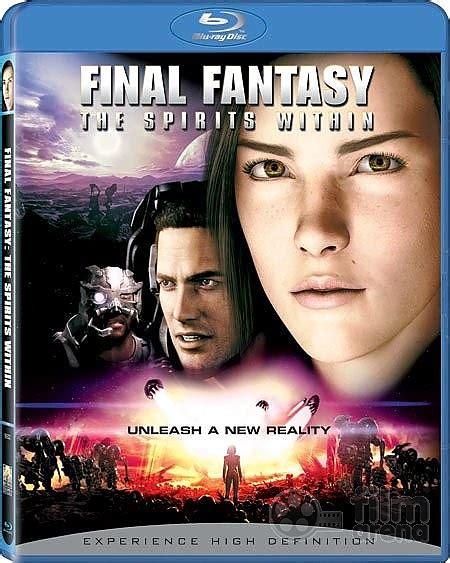 film fantasy ita final fantasy esence života blu ray