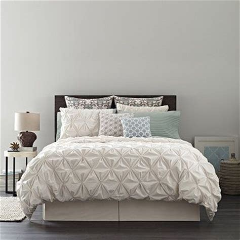 bed bath and beyond cou real simple 174 jules duvet cover is hand pinched for