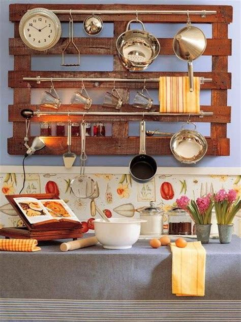 Vintage Wood Spice Rack La R 233 Cup Dans La Cuisine Cocon De D 233 Coration Le Blog