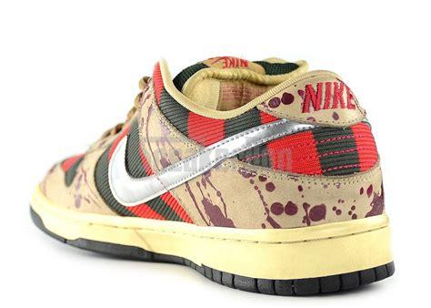 Baju Nike Sb Original dunk low pro sb freddy krueger