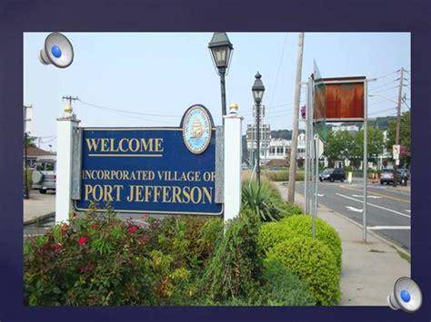 Port Jefferson Windshield Survey Authorstream Jefferson Powerpoint Template