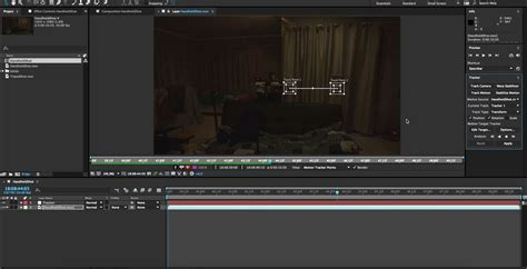 tutorial after effect camera creating realistic camera shake in after effects