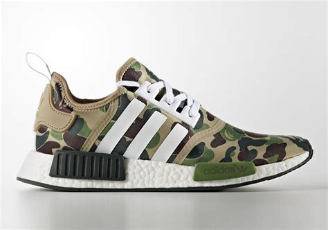Adidas Nmd Bape Japan X Ultra Boost Kith Aspen Pack bape x adidas nmd look sneakernews